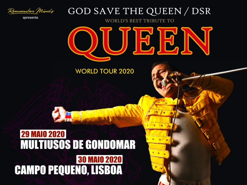 GOD SAVE THE QUEEN / DSR